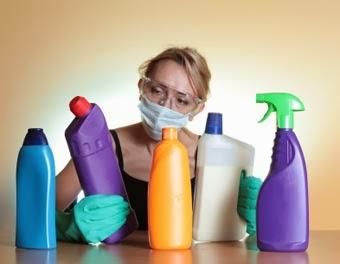 Usos de la lejía y el Amoníaco