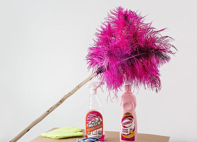 limpieza hogar con Monra´s
