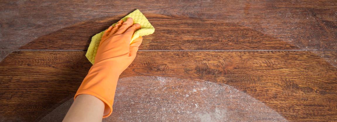 Limpiar el polvo