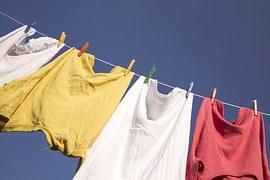 trucos lavado prendas. tendido