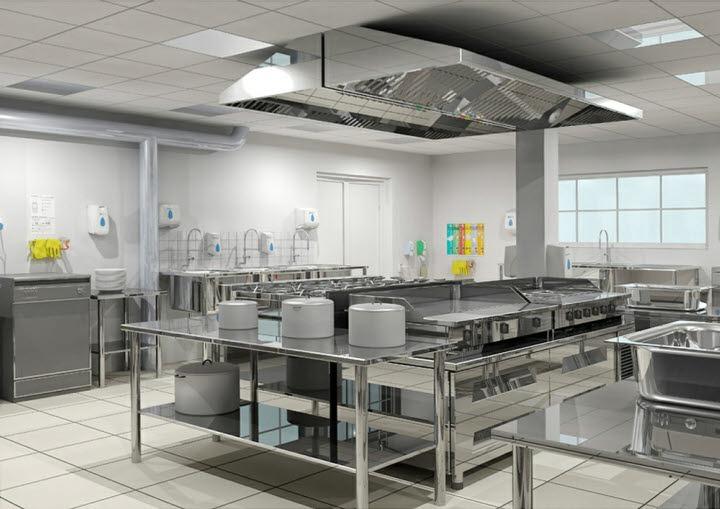 Trucos de limpieza para hosteler a monras for Cocina hosteleria